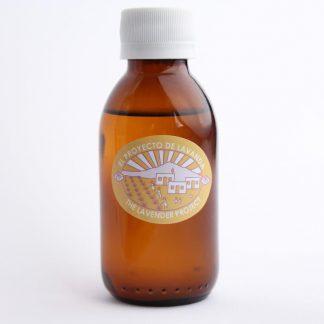 Aceite esencial de romero 125ml frasco ámbar