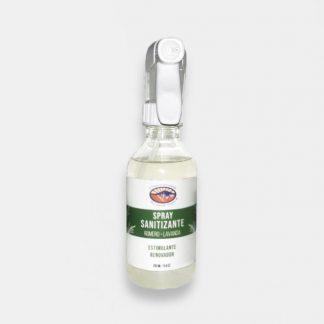 Sanitizante aroma romero-lavanda 250ml.