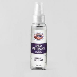 Sanitizante aroma lavanda 120ml