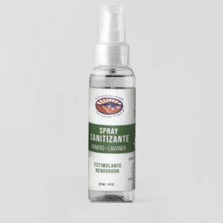 Sanitizante aroma romero-lavanda 120ml