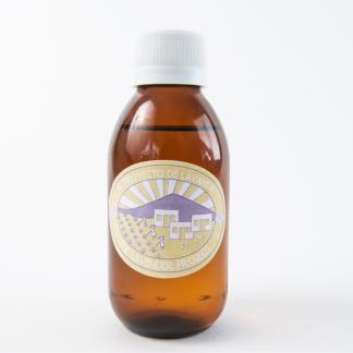 Aceite esencial de lavanda125ml. frasco ámbar