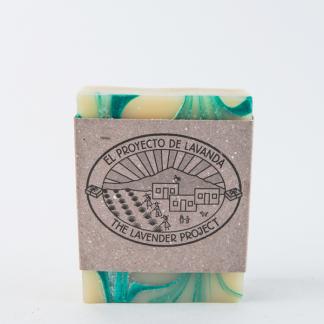 Jabón de menta 135grs