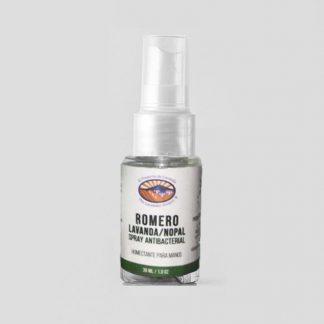 Antibacterial aroma romero lavanda nopal 30ml